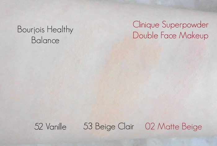 Superpowder Double Face Makeup by Clinique #11